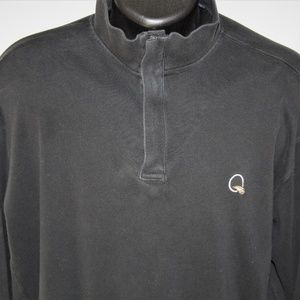Ralph Lauren Polo Golf Quail Hollow Pima 1/4 Zip